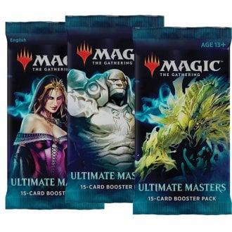 Magic: The Gathering - Ultimate Masters Single Booster