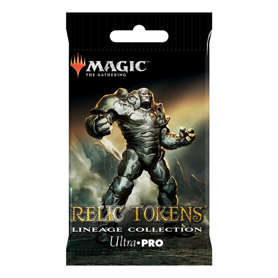 Magic: The Gathering Relic Tokens Lineage Collection - Single Pack