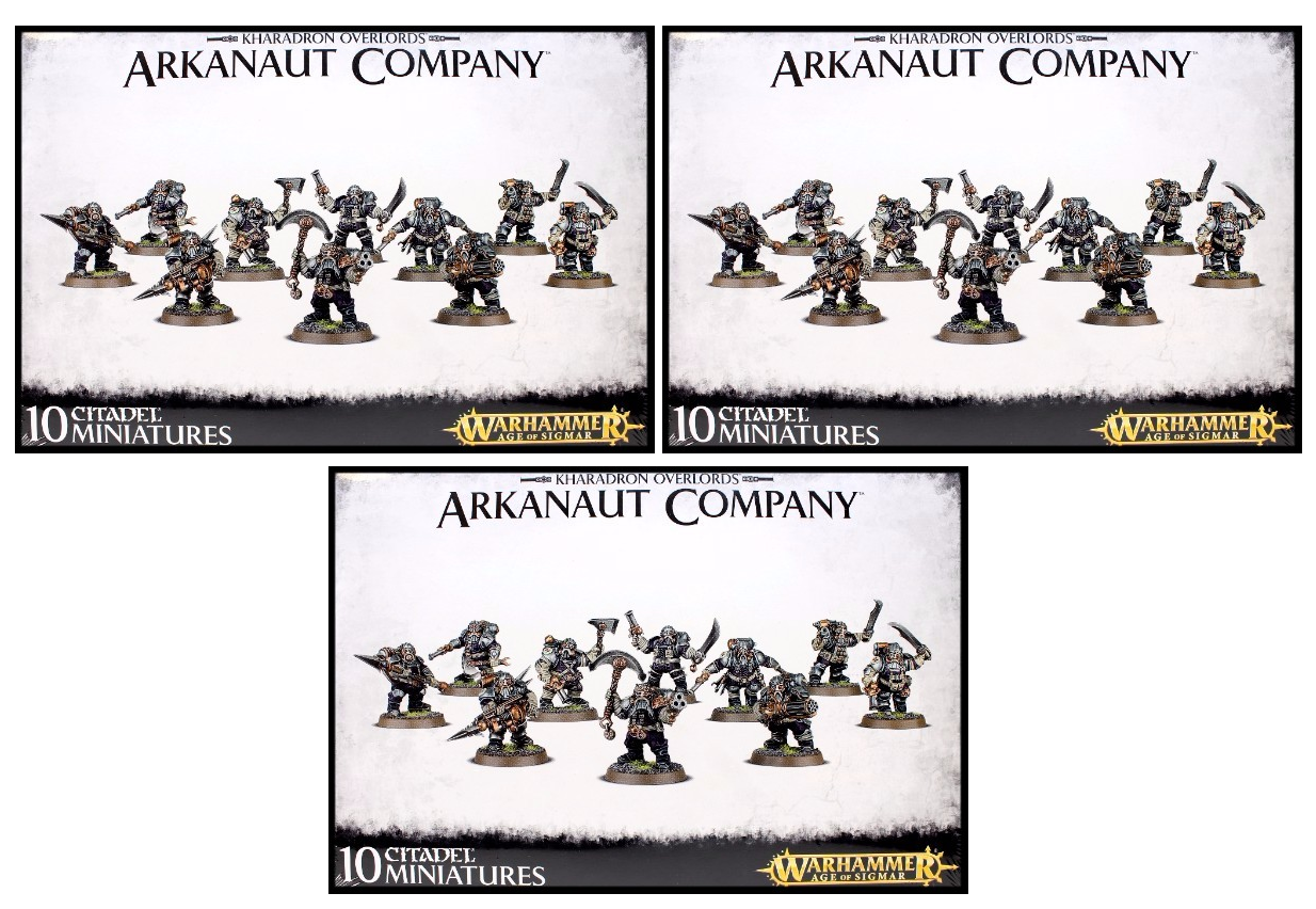 Arkanaut Company Bundle