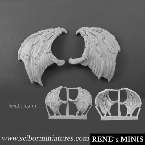 Demon Wings #2