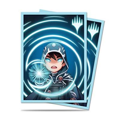 MTG: Chibi Collection Jace Mystic Deck Protector Sleeves (100)