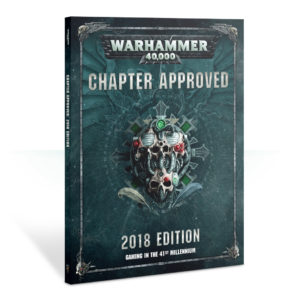 Warhammer 40000: Chapter Approved 2018 (English)