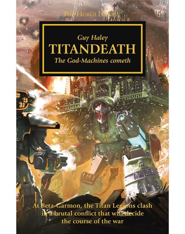 Horus Heresy: Titandeath (Hardback)