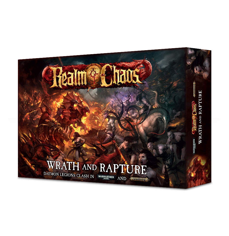 Realm Of Chaos: Wrath & Rapture (English)