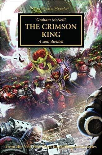 Horus Heresy: The Crimson King (Paperback)