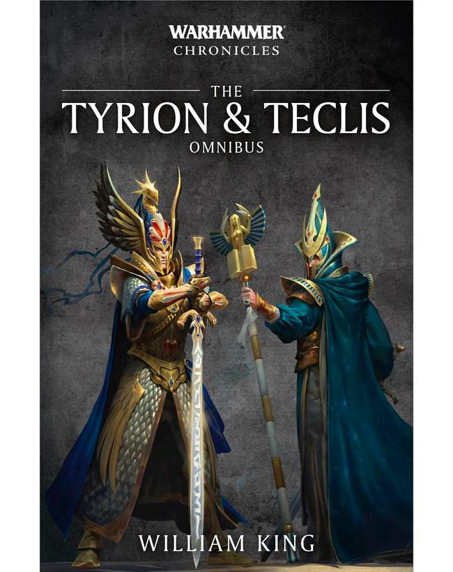 Warhammer Chronicles: Tyrion & Teclis (Paperback)