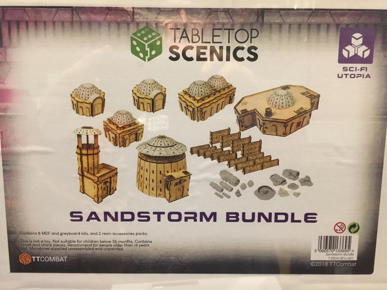 Sandstorm Bundle