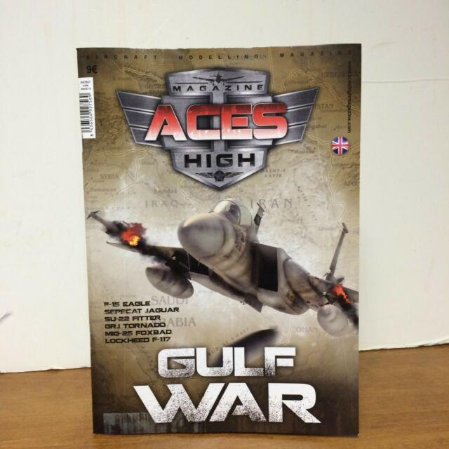 Aces High Magazine Issue 13; Gulf War