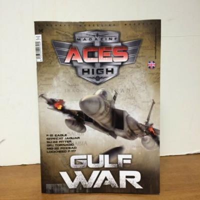 Aces High Magazine Issue 13; Gulf War