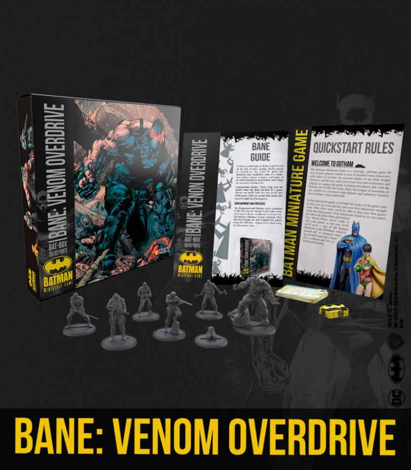 Bane: Venom Overdrive (Starter Box Set)