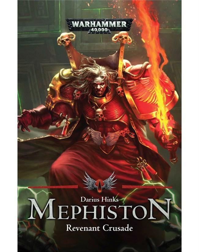 Mephiston: Revenant Crusade (Paperback)