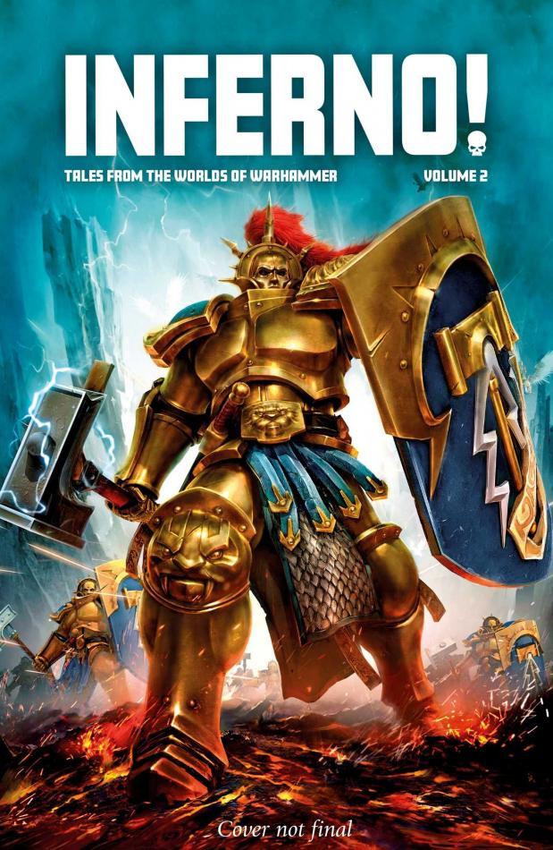 Inferno! Volume 2 (Paperback)