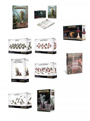 Gloomspite Gitz Wave 1 One Click Bundle
