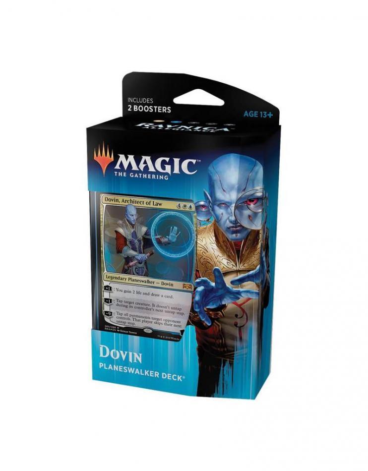 Magic: The Gathering - MTG: Ravnica Allegiance Planeswalker Deck Dovin