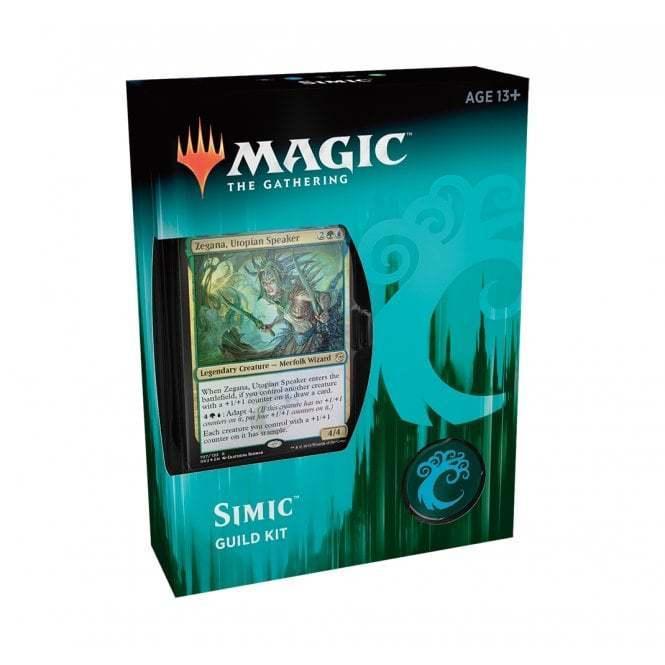 Magic The Gathering: Ravnica Allegiance Guild Kit Simic