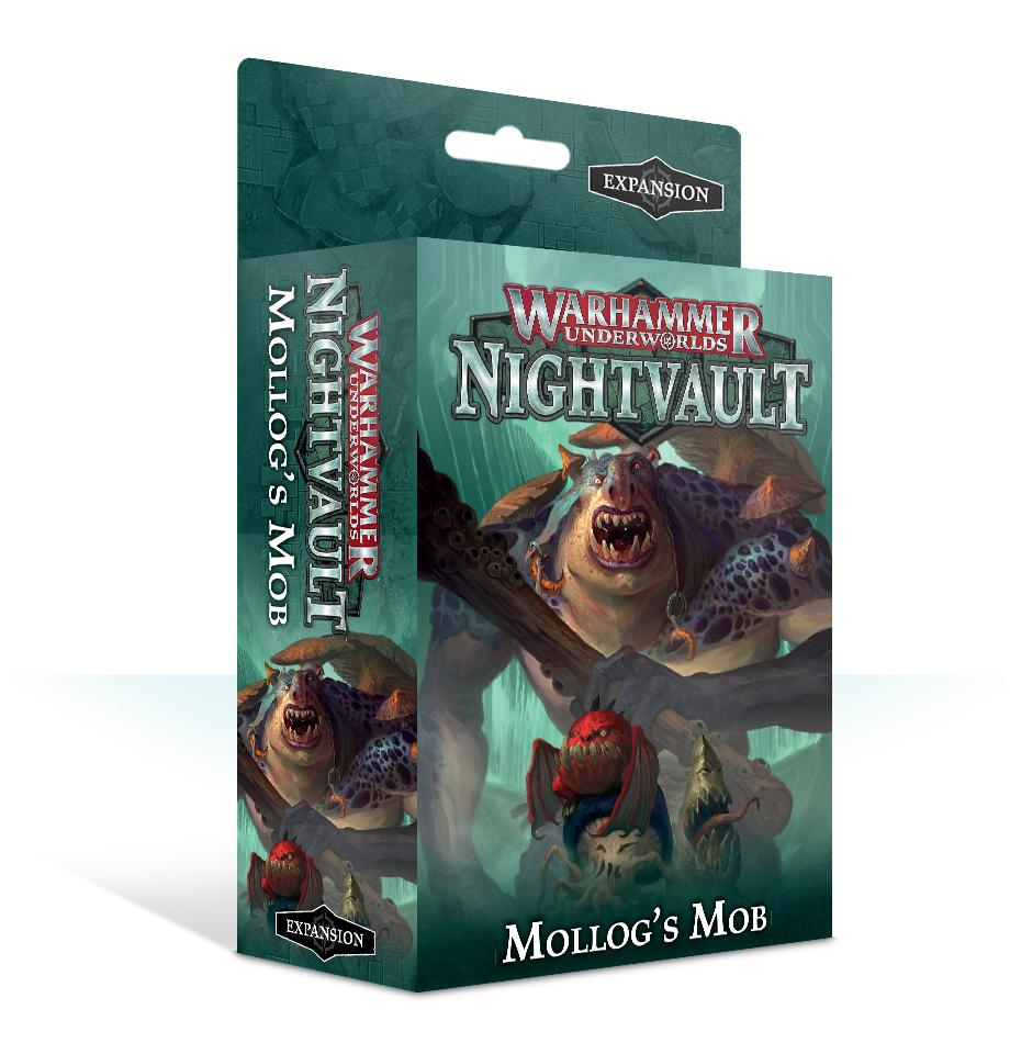 Warhammer Underworlds: Mollog's Mob (English)