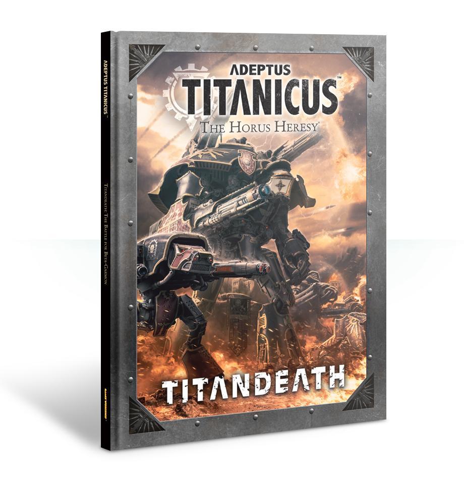 Adeptus Titanicus: Titandeath (English)