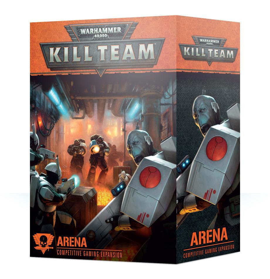 Warhammer 40000: Kill Team Arena (English)