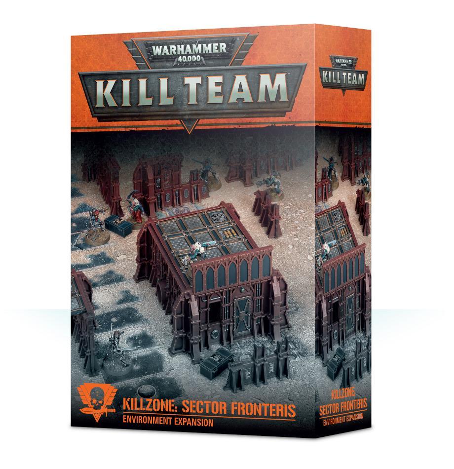 Killzone: Sector Fronteris (English)
