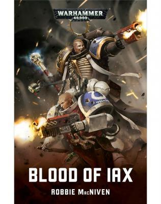 Blood Of Iax (Paperback)