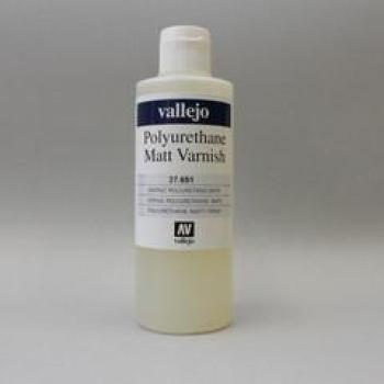 Vallejo Polyurethane - Varnish Matte 200ml