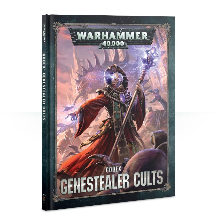Codex: Genestealer Cults (Hardback) (English)