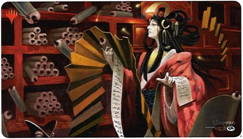 Legendary Collection Standard Playmat For Magic Azami, Lady of Scrolls