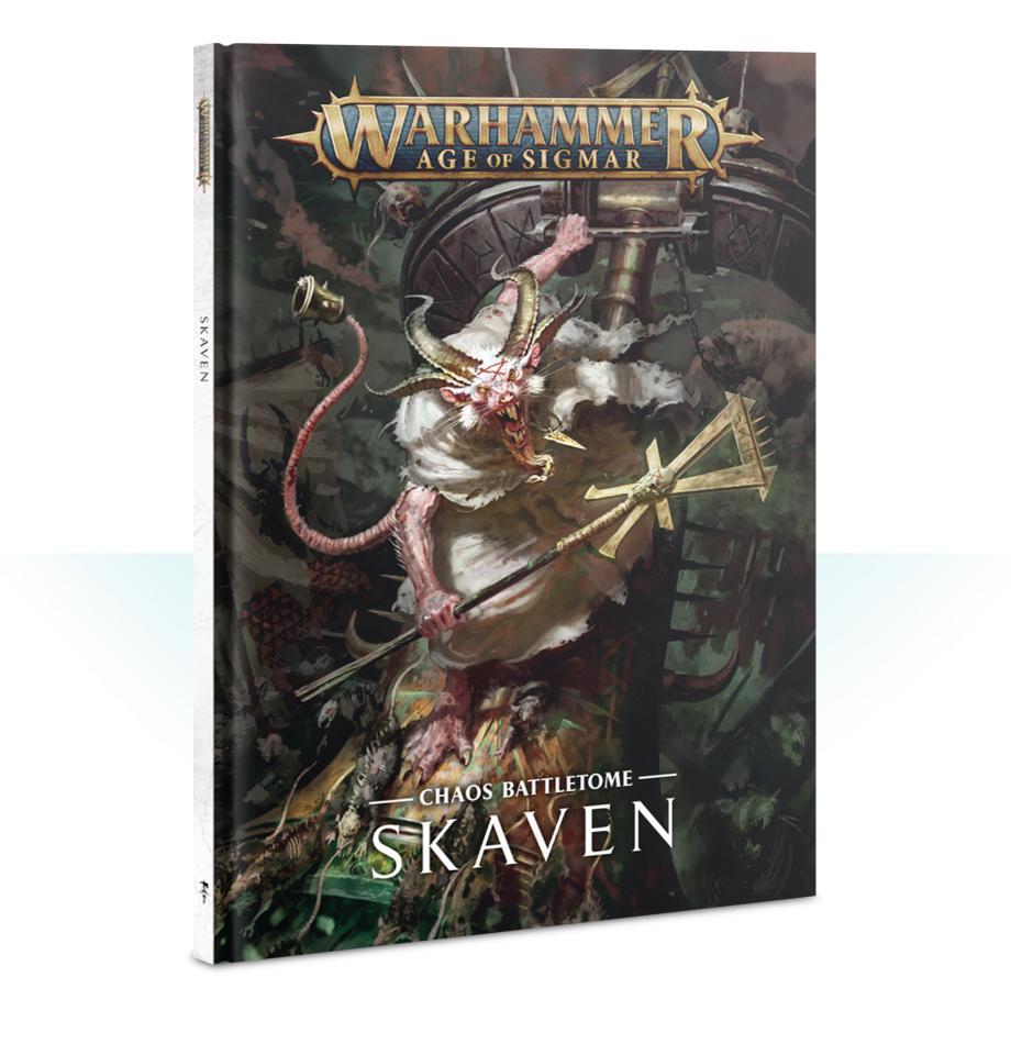 Battletome: Skaven (Hardback) (English)