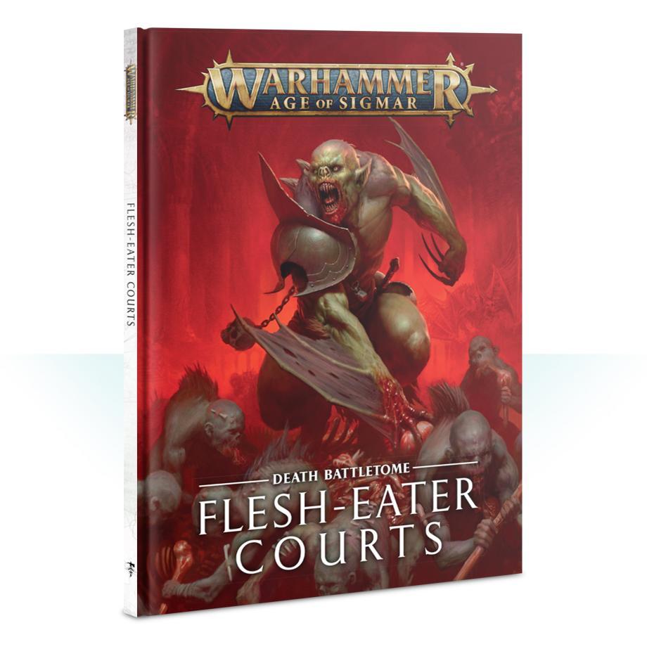 Battletome: Flesh-Eater Courts (Hardback) (English)