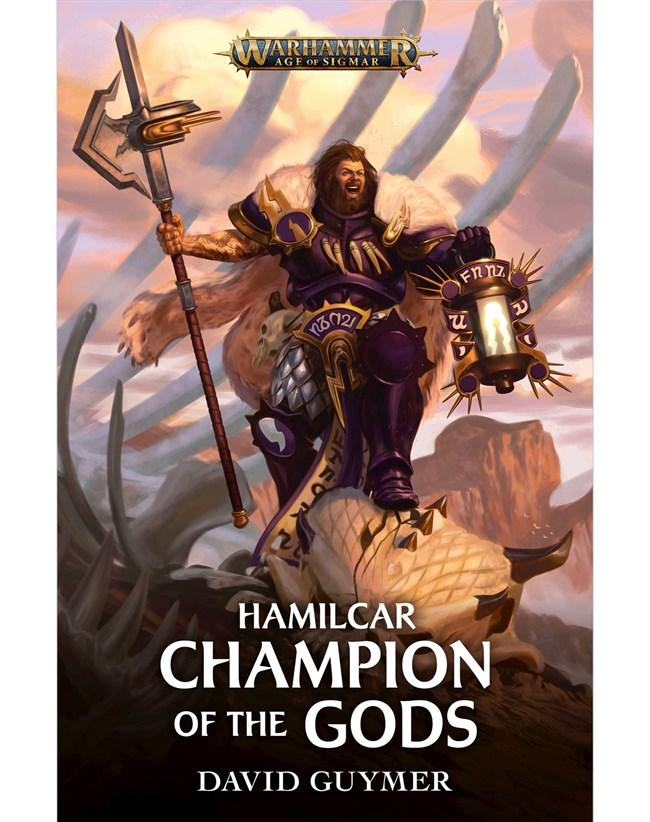 Hamilcar: Champion Of The Gods (Hardback)