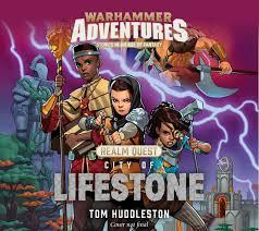Realm Quest: City Of Lifestone (Paperback)