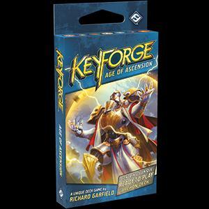 KeyForge: Age of Ascenscion Deck