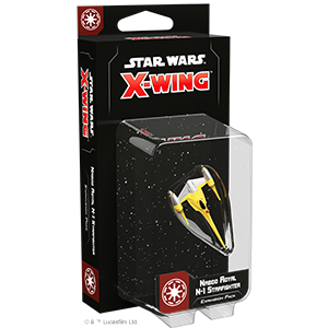 Star Wars X-Wing: Naboo Royal Starfighter Expansion Pack