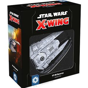 Star Wars X-Wing: VT-49 Decimator Expansion Pack