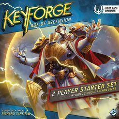 KeyForge: Age of Ascenscion 2 Player Starter Set