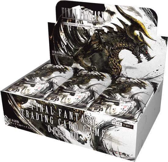 Final Fantasy TCG: Opus 8 Booster Box