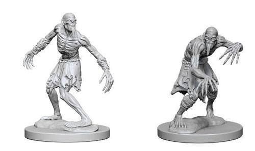 Ghouls: D&D Nolzur's Marvelous Unpainted Miniatures (W1)