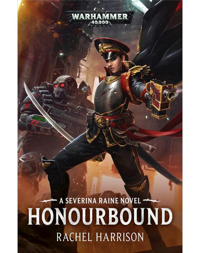 Honourbound (Hardback)