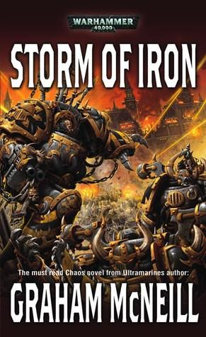 Storm Of Iron (Paperback)