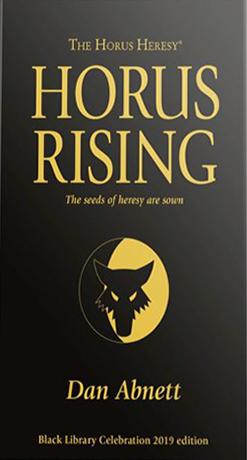 Horus Heresy: Horus Rising (2019 Edition) (Paperback)