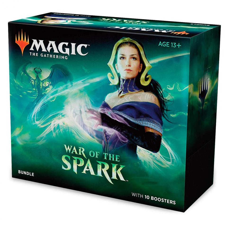 Magic: The Gathering - War of the Spark Bundle