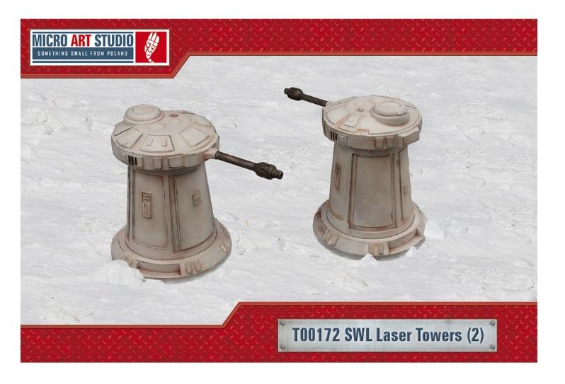 SWL Laser Towers