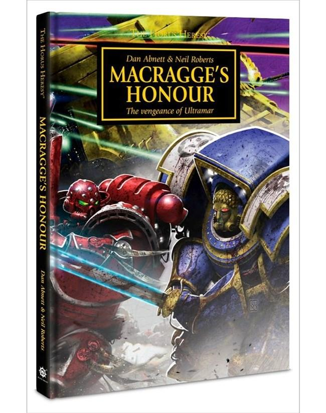 The Horus Heresy: Macragge's Honour (Hardback)