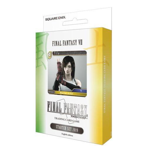 FF TCG: Final Fantasy Starter Set 7-VII (2019)