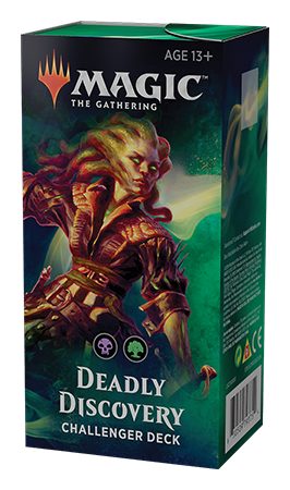 MTG 2019 Challenger Deck - Deadly Discovery