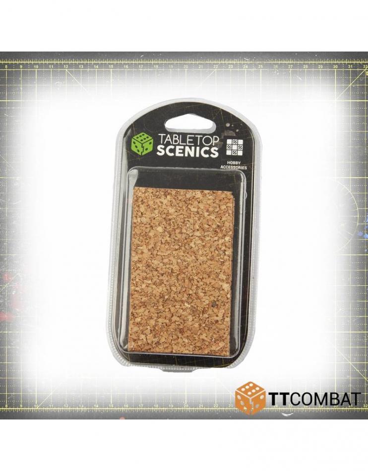 TTCombat - 2mm Cork