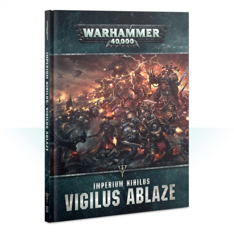 Imperium Nihilus: Vigilus Ablaze (Hardback) (English)