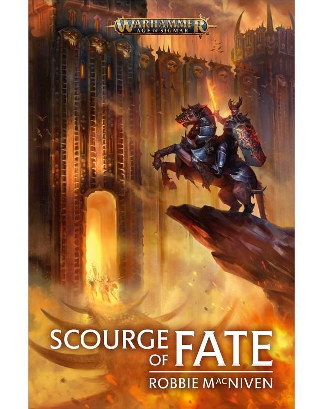 Scourge of Fate (Hardback)