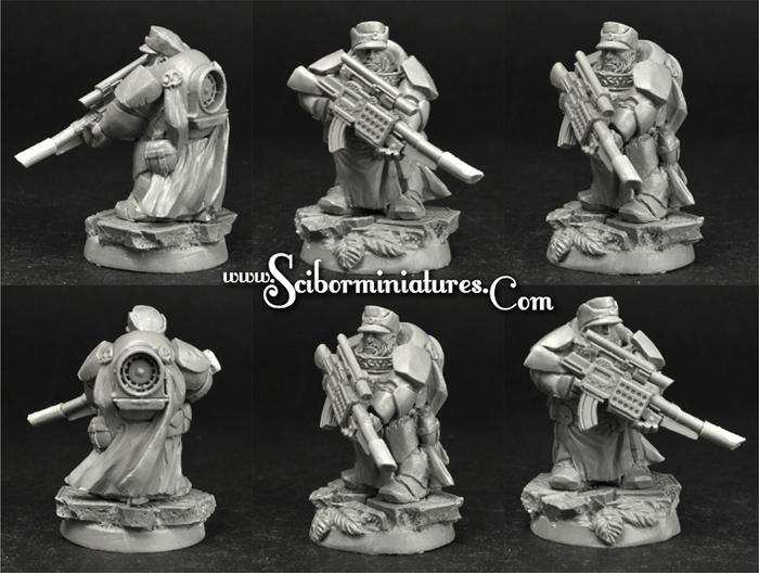 28mm/30mm SF Dwarf Sniper #1