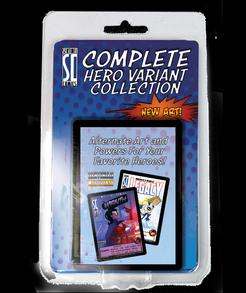 Complete Hero Variant Collection: SOTM